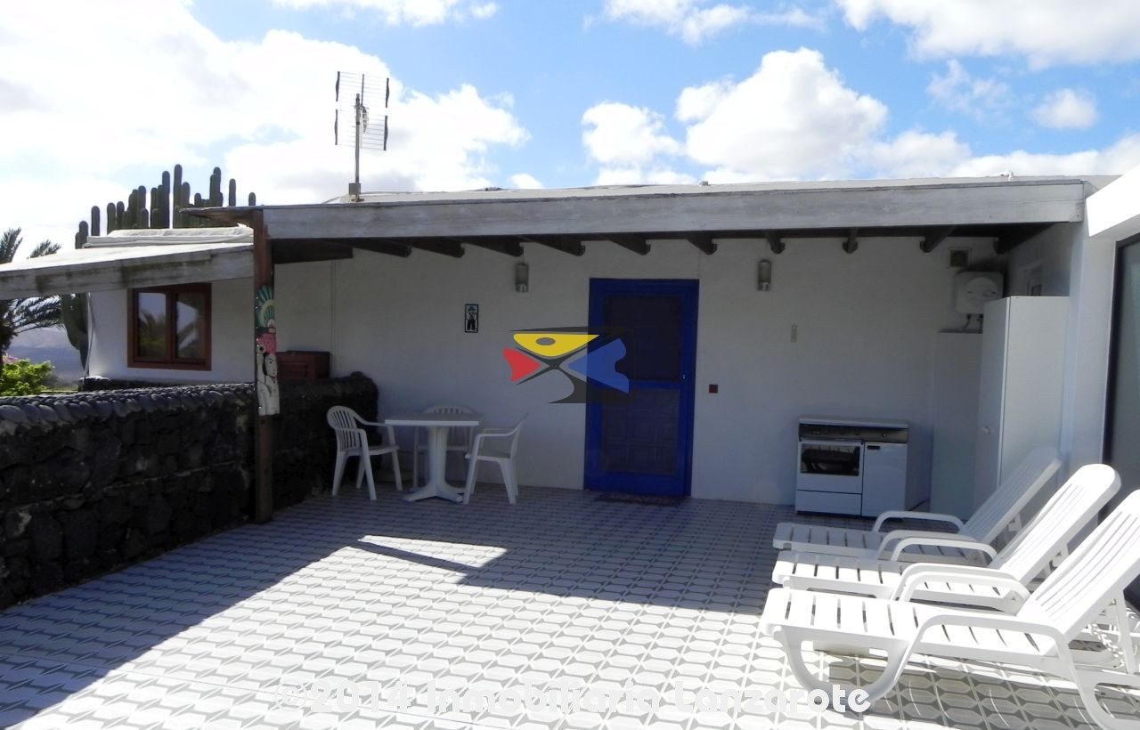 Ref - 201210 - Villa - Macher - Lanzarote - for sale