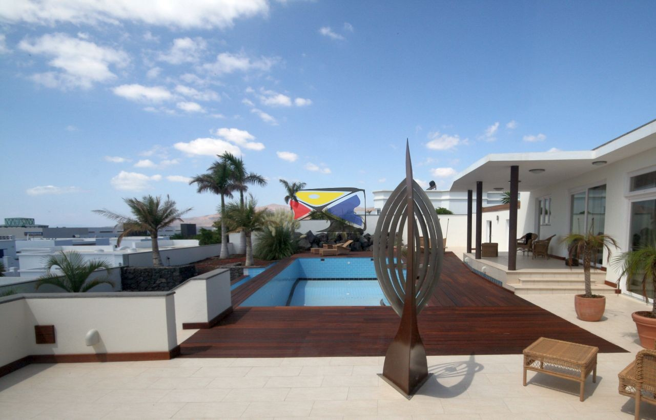 Ref - 201201 - Luxury Villa - Puerto Calero - Lanzarote - for sale