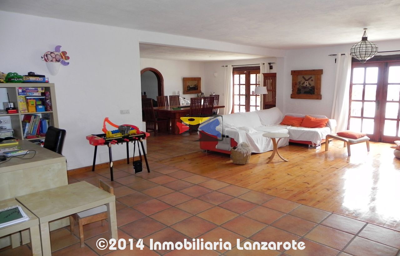 Ref - 201214 - Villa - Macher - Lanzarote - for sale