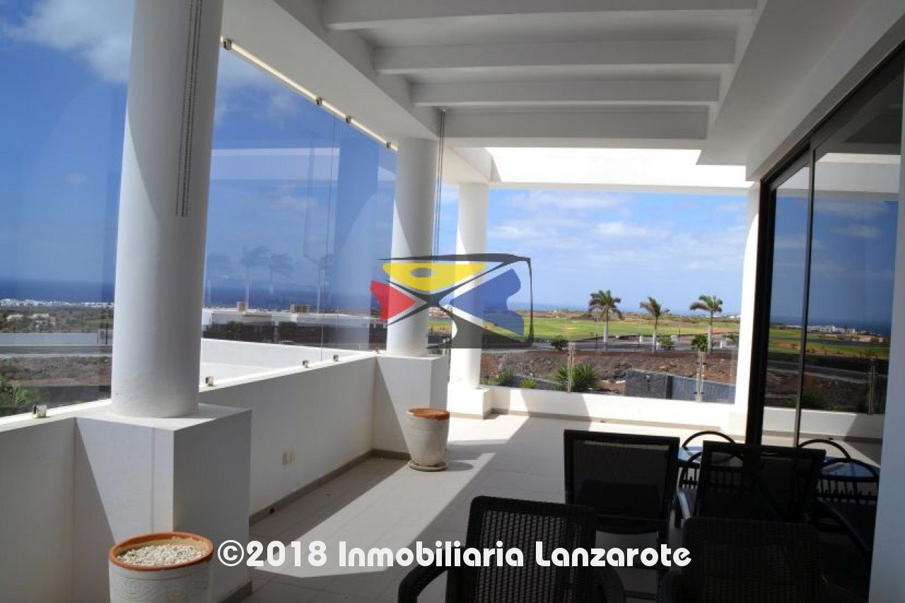 Ref - 131110 - Villa - Golf Course - Puerto del Carmen - Lanzarote - for sale