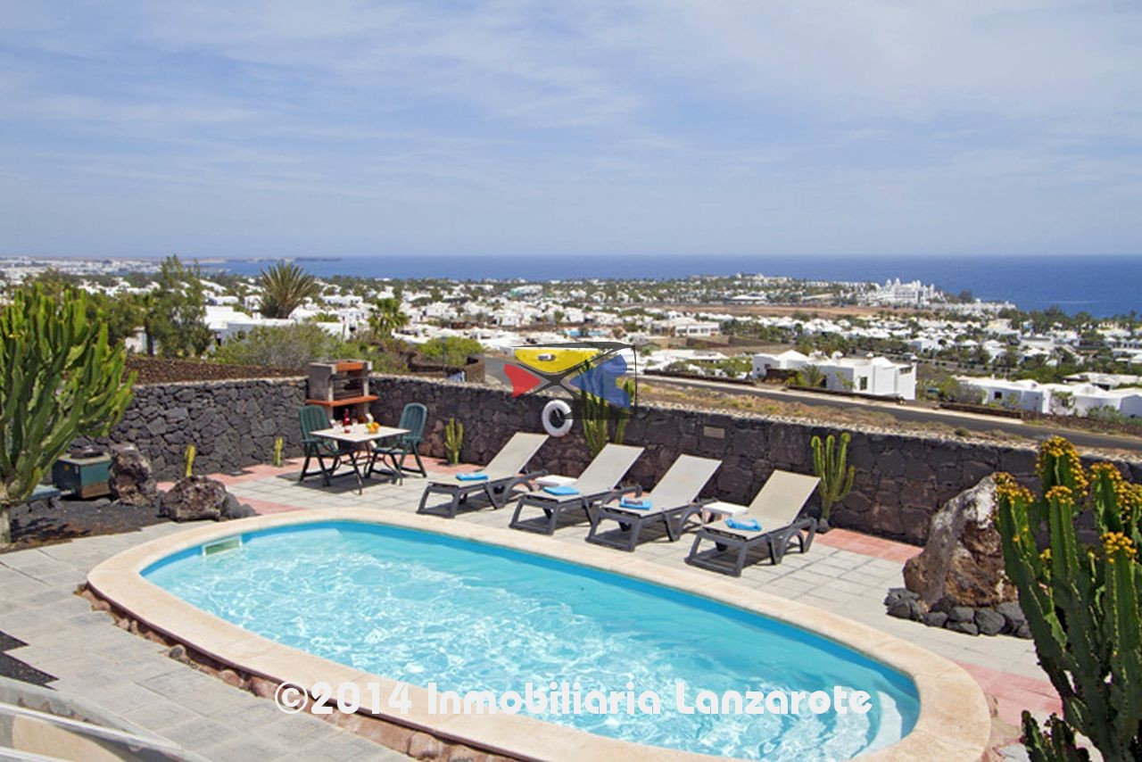 Ref - 201216 - Luxury Villa - Playa Blanca - Lanzarote - for sale